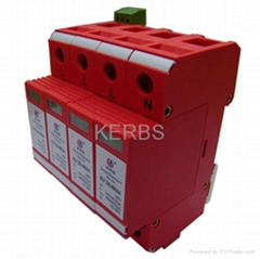 Modular Type Power Surge Protector Three-Phase