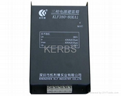 three phase power surge protection box