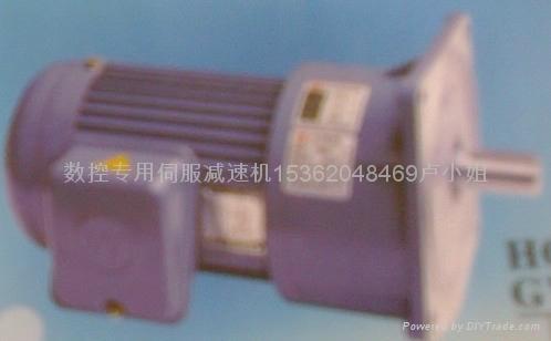 供應數控專用伺服減速機  2