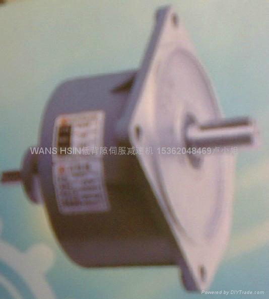供應臺灣WANS HSIN低背隙伺服減速機  2