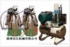 9J series vacuum pump milking group