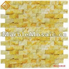Mable mosaic Tiles for mosaic wall - 【Good Quality】