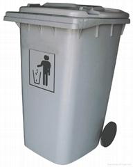 塑料垃圾桶SJ1212