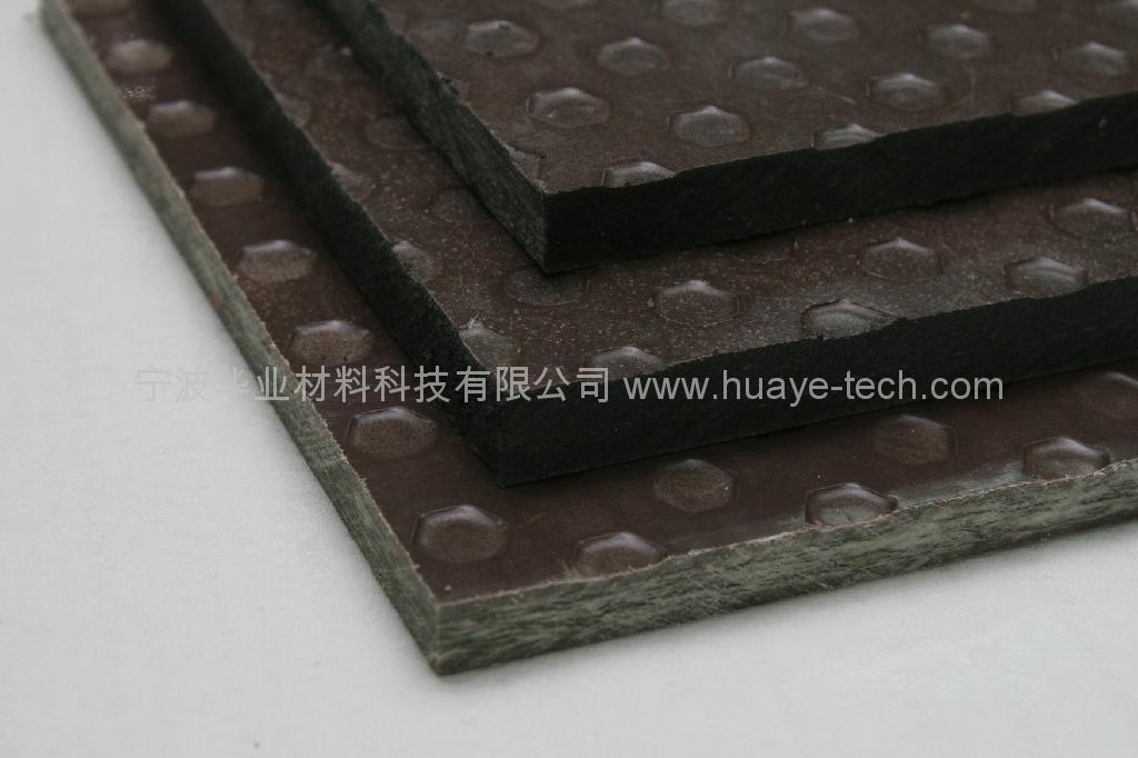塑料建筑模板 1