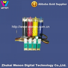 continuous ink supply system for epson T10 4 color printer ciss