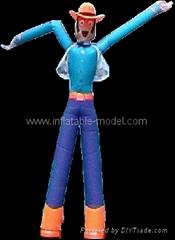 inflatable air dancer
