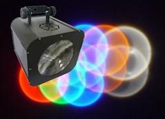 bubble effect stage light