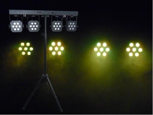 Four Par Stage Light  1