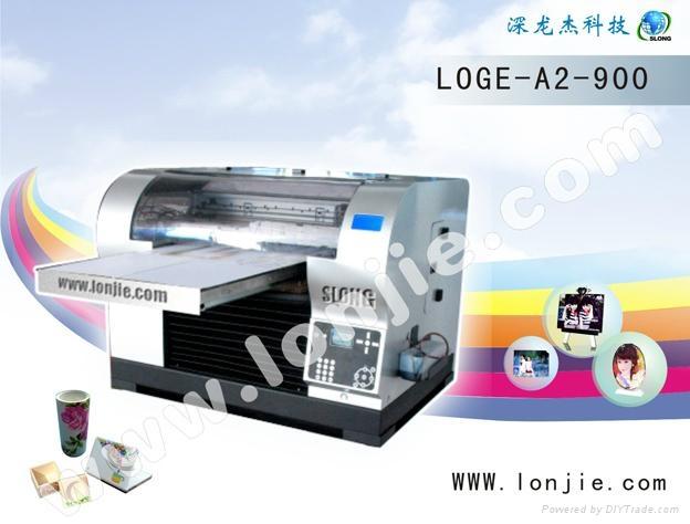 噴墨產品打印機 3