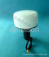 Car GPS roof antenna