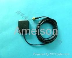 Car GPS roof antenna 3