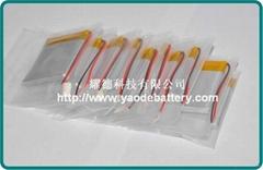 深圳鋰電池公司供應聚合物鋰電池