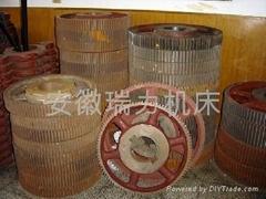 機械剪板機齒輪