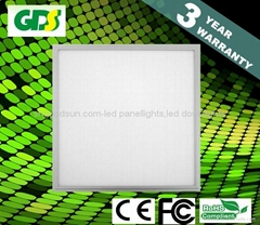 37W 595*595  600*600 led panel light SMD3528 with 2580lm