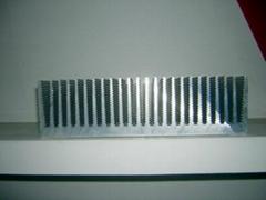 大功率室外LED散熱鋁型材