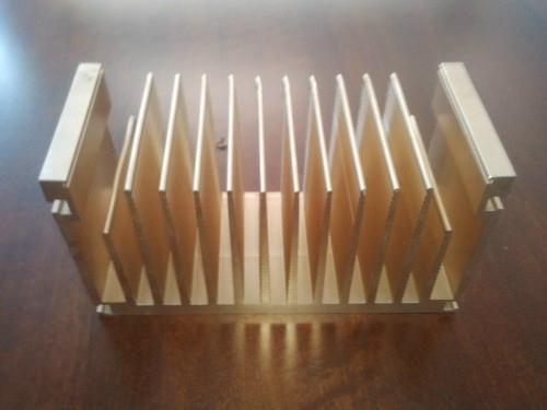 音響設備鋁散熱配件 3