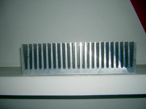 大功率室外LED散熱鋁型材 1