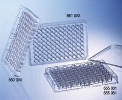 Greiner96孔板PS反应板紫外检测板