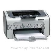 HP1007激光打印机硒鼓加粉