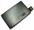 Paper Card OEM USB Flash Drives\flash