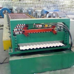 YX18-76-836wave  roof sheet roll forming machine