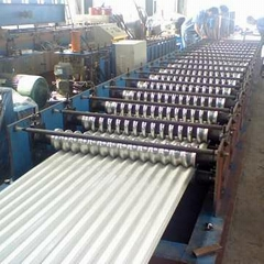 YX16-70-840 wave  roof sheet roll forming machine