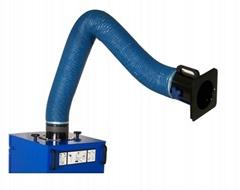 DW-JYSB設備安裝式柔性吸氣臂