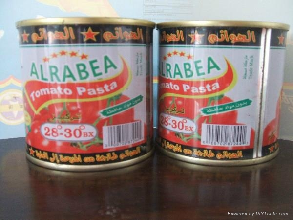 198g canned tomato paste 1