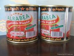 番茄酱罐头198克