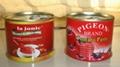 番茄醬罐頭198克 4