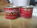 番茄酱罐头210克 3