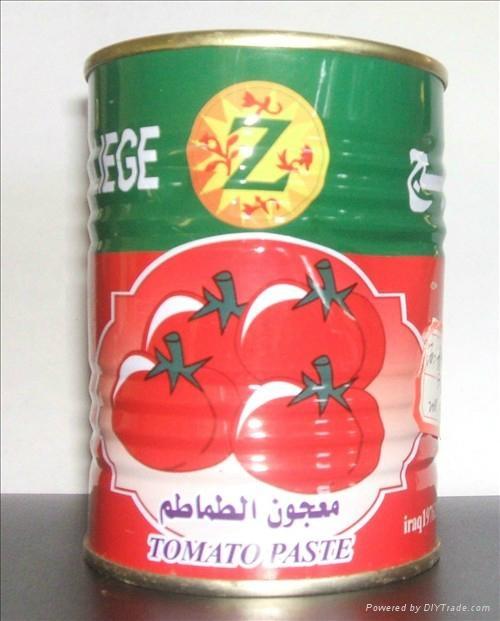 番茄酱罐头400克 2