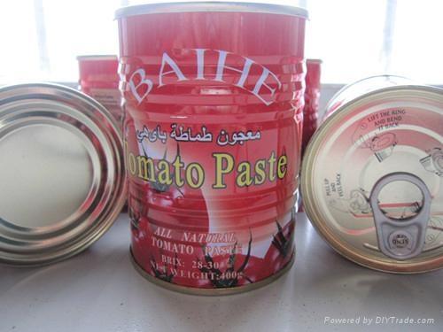 番茄酱罐头400克 3