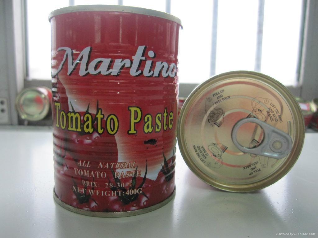番茄酱罐头400克 4