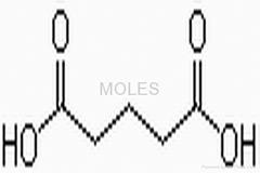 Glutaric acid (CAS:110-94-1)