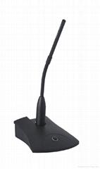 心形指向性專業型鵝頸式會議話筒G16