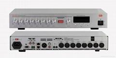 8 通道視像跟蹤混音器SA3008