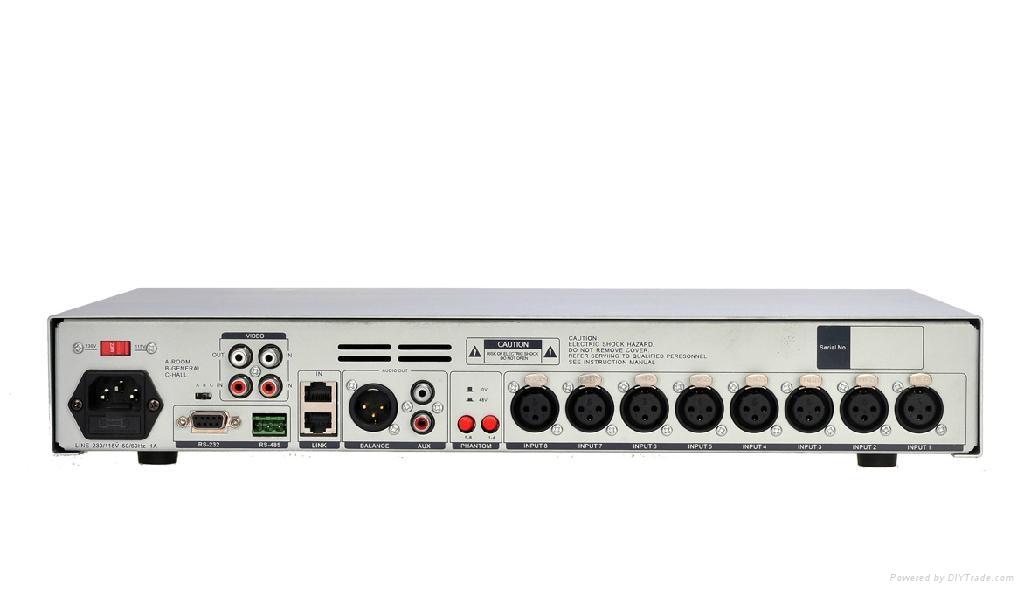 8 通道視像跟蹤混音器SA3008 3