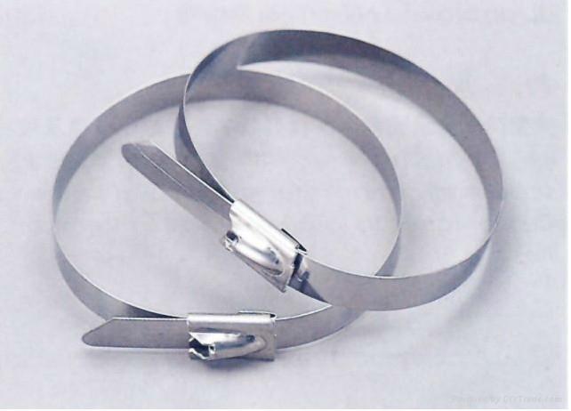 不鏽鋼鎖式扎帶 1