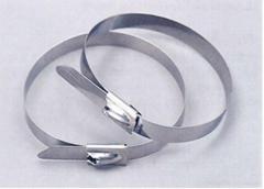 不锈钢锁式扎带