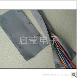 扣式保护带 1