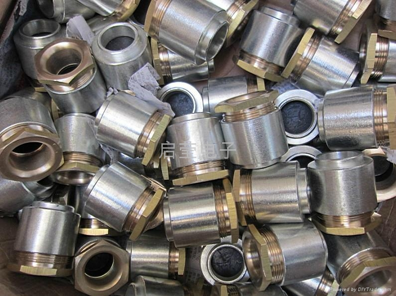 焊接式填料函 1