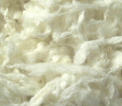 combed wool