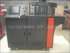Bending machine for stainless steel