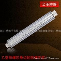 Explosion-proof fluorescent lamp