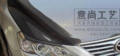 意尚工艺汽车内饰改装碳纤维车盖