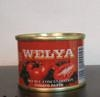 HACCP certified canned tomato paste exported to Africa