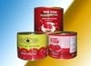 100% natural can tomato paste
