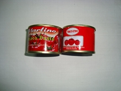 canned tomato paste 28-30 tomato ketchup with best price