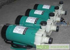 塑料磁力驅動循環泵